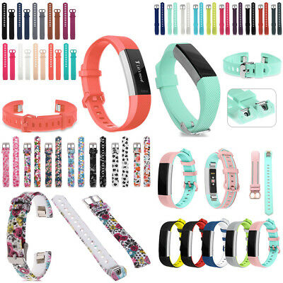 Silicone Replacement Wristband Watch Band Strap For Fitbit Alta/Alta HR