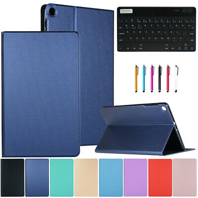 For Samsung Galaxy Tab S5e SM-T720 T725 Case Cover Stand with Bluetooth Keyboard