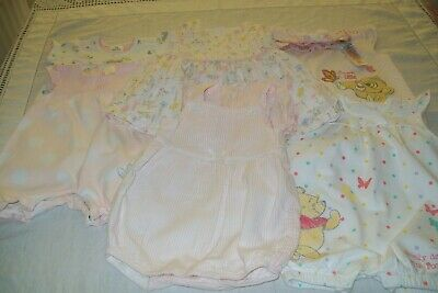 Baby girls clothes Disney/John Lewis/Gap 0-3m - combined postage available