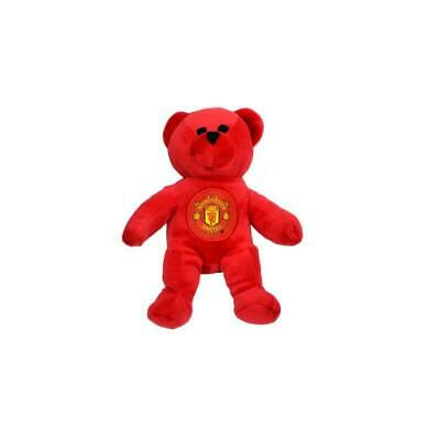Manchester United FC Official Crest Design Bear (BS1570)