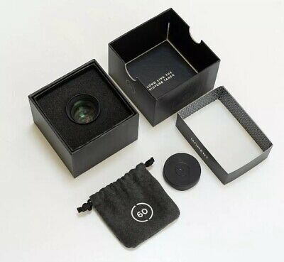 MOMENT LENS Tele 60mm (V1) - boxed with lens cap and soft bag