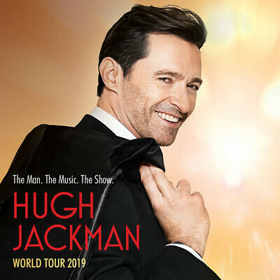 Hugh Jackman | The Man The Music The Show | Concert | Syd | A Res | 3Rd Aug 8Pm
