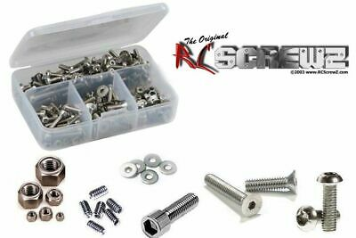 RC Screwz Stainless Steel Screw Kit for Team Losi 1/5th 5ive-B Race TLR05001