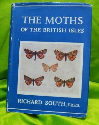 THE MOTHS OF THE BRITISH ISLES SERIES II 1948 Richard South
