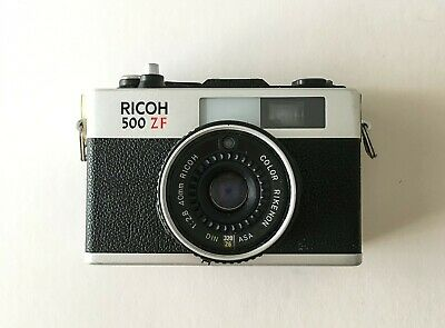 Camera Ricoh 500 ZF 35 mm film Camara