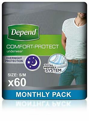 Depend, Pantalones p(Small/Medium 6 Paquetes)