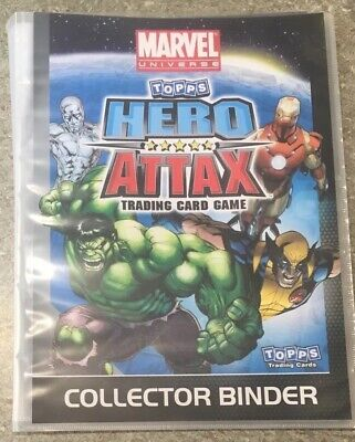Hero Attax Topps Marvel Universe Choose Your Own Card
