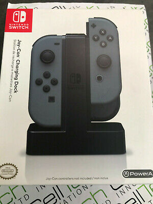 Official Nintendo Switch Joy-Con Charging Dock