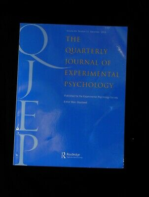 THE QUARTERLY JOURNAL OF EXPERIMENTAL PSYCHOLOGY  December 2016