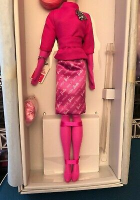 2018 Proudly Pink Silkstone Barbie Doll's FASHION ONLY  COMPLETE  NEW