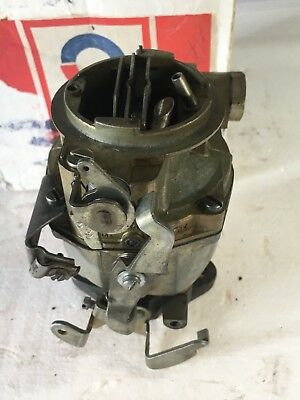 1 New 1962-66 Chevy Truck Rochester 1 Bbl Manual Carburetor