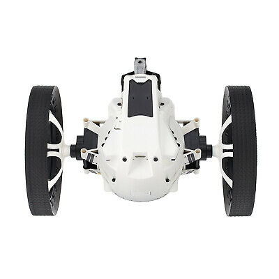 NEW Parrot Jumping Night Camera Enabled RC Minidrone -White