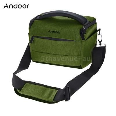 DSLR Camera Shoulder Messenger Bag Lens Case Backpack Cover for Canon Nikon SONY