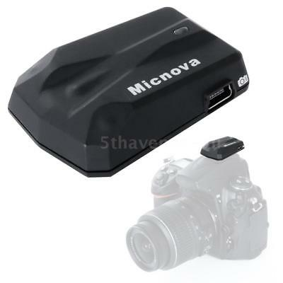 Micnova GP-1 GPS Unit Geotag Adapter Location N1 &N3 Cable for Nikon DSLR Camera