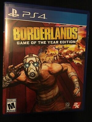 Borderlands Game of the Year Edition (Sony PlayStation 4, 2019)
