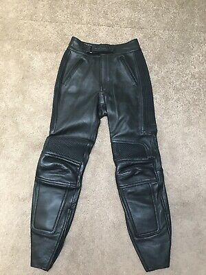 Lewis Leathers Motorcycle Trousers. 30in waist