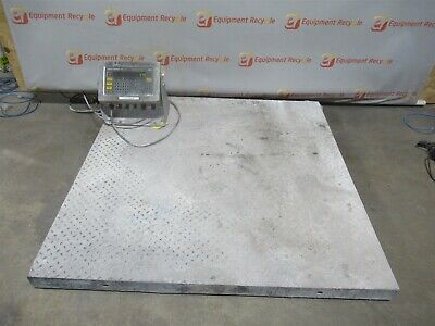 Weigh-Tronix Avery  WI-127 Digital Scale Weight Weighing Indicator 5000 lb