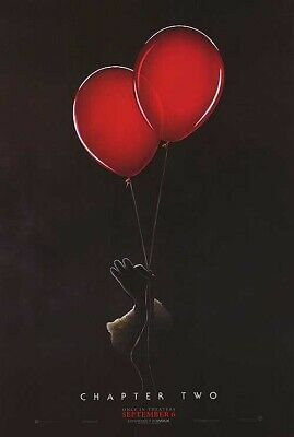 It Chapter Two vg 27x40 Original D/S Movie POSTER