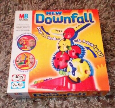 New Downfall Mb Games 2004 Complete Lovely Condition Strategy Game