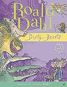 Dirty Beasts, Dahl, Roald, Used; Good Book