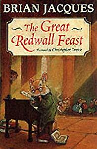 The Great Redwall Feast, Jacques, Brian, Used; Good Book