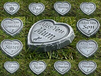Joblot 10x Memorial grey plaques resell wholesale carboot stock gift florist