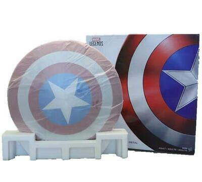 Captain America  Avengers Shield Alloy Metal 1:1 Cosplay Prop75th Anniversary