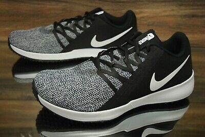 Nike Varsity Complete TR (4E) Extra Wide Black White AR5533-001 Men's Shoes NEW