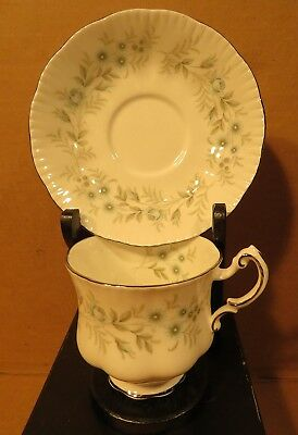 Paragon  Debutante Teacup & Saucer Made in England