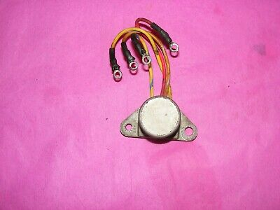 1977-2005 9.9-60HP OMC Johnson Evinrude Outboard Rectifier ... on