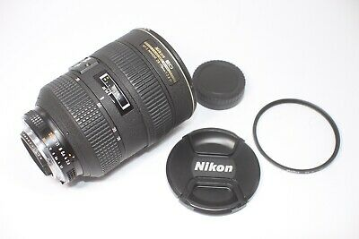 AS IS Nikon Zoom-NIKKOR 28-70mm F/2.8 AF-S D IF M/A ED Lens Made In Japan