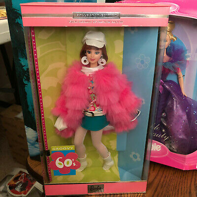 Barbie Doll Groovy 60's Collector Edition 2000
