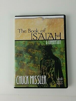Book of Isaiah Chuck Missler MP3 CD-ROM Bible Commentary (28 hrs) FREE SHIPPING