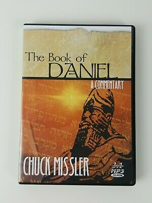 The Book of Daniel Chuck Missler MP3 CD-ROM Bible Commentary (15 hrs) SHIPS FREE