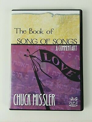 Song of Songs Bible Commentary Chuck Missler CD MP3 8 + hours teaching