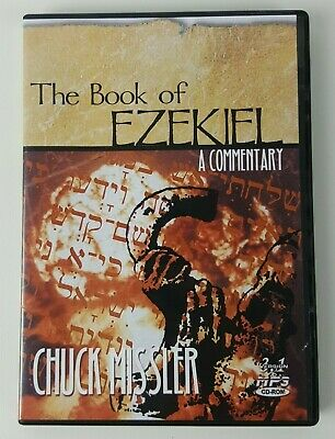 Book of Ezekiel MP3 CD-ROM Bible Commentary by Chuck Missler (30+ hr) SHIPS FREE