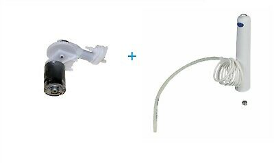 Braun Handle Handle White and Blue + Pump for Water Jet Oral B 3719 3724