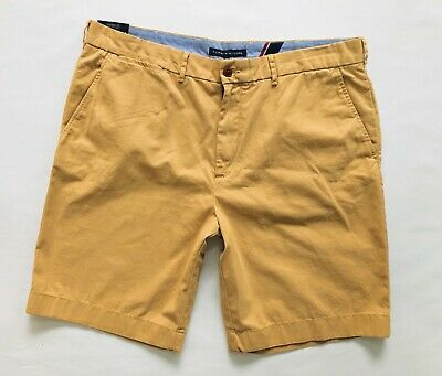 Men/'s Tommy Hilfiger 32 shorts 032 Force Grey 7850581 walk casual TH Cargo RARE