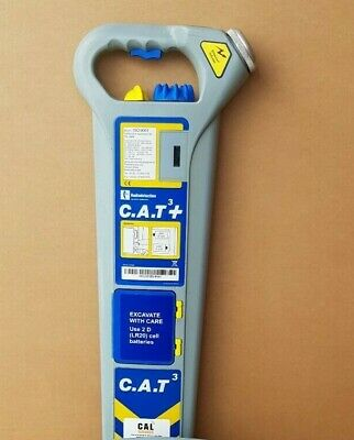Radiodetection C.A.T 3+ Cable Locator Depth CAT Certificated