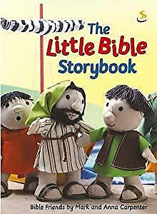 The Little Bible Storybook (The Bible storybook range), Maggie Barfield, Used; V