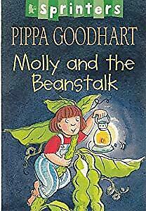 Molly and the Beanstalk, Goodhart, Pippa, Used; Good Book