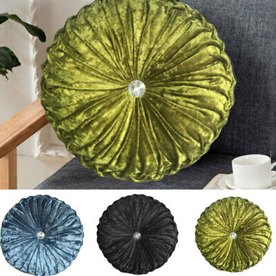 Home Furniture Diy Uk Pumpkin Pillow Velvet Cover Soft