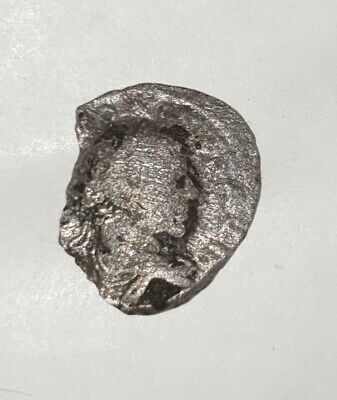 A Genuine Ancient Unknown Roman Silver Coin