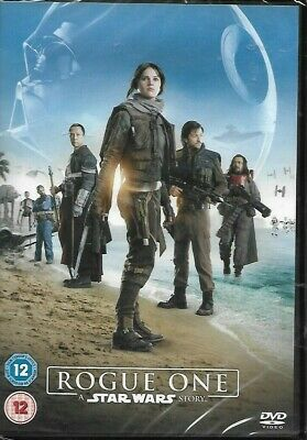 Rogue One:A Star Wars Story:Felicity Jones,Forest Whitaker,Donnie Yen (DVD,2016