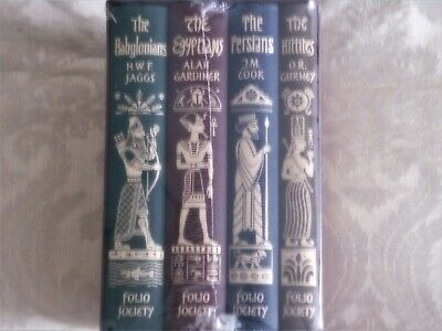 Empires Of The Ancient Near East. 4 Volume Box Set. Folio. New & Sealed.