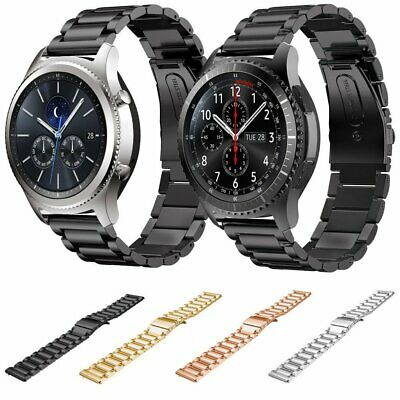 Fashion Stainless Steel Band Wrist Strap Watch For Samsung Gear S3 Classic
