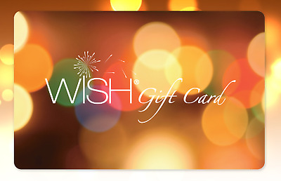 Woolworths Wish $20 Gift Card Voucher - for in store and online use