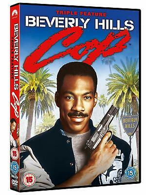 Beverly Hills Cop: Triple Feature [DVD] New Sealed