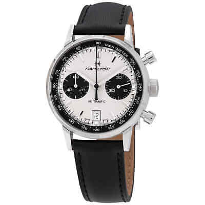 Hamilton Intra-Matic Automatic Men's Chronograph Watch H38416711