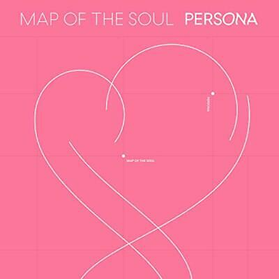 Map Of The Soul Persona - Bts [Cd]